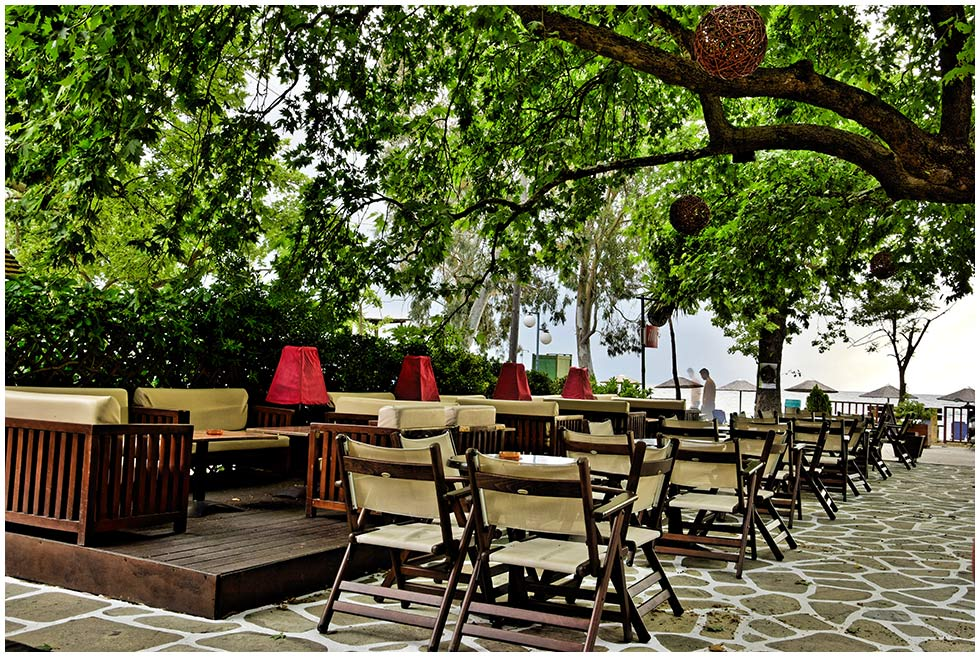 Naftilos Coffee House - Pelion Greece